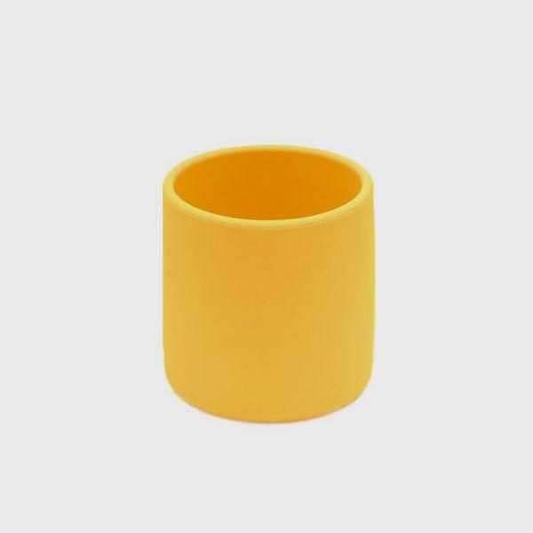 Vaso silicona amarillo