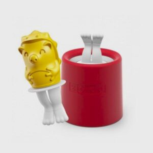 ice pop molde erizo helado