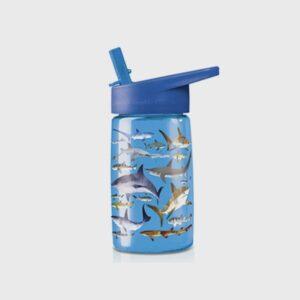 Tritan botella tiburones