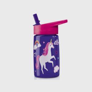 Tritan botella unicornio