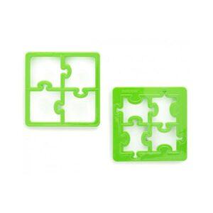 Comprar moldes con forma de puzzle