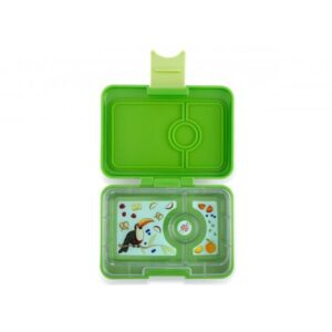 Yumbox mini de color verde