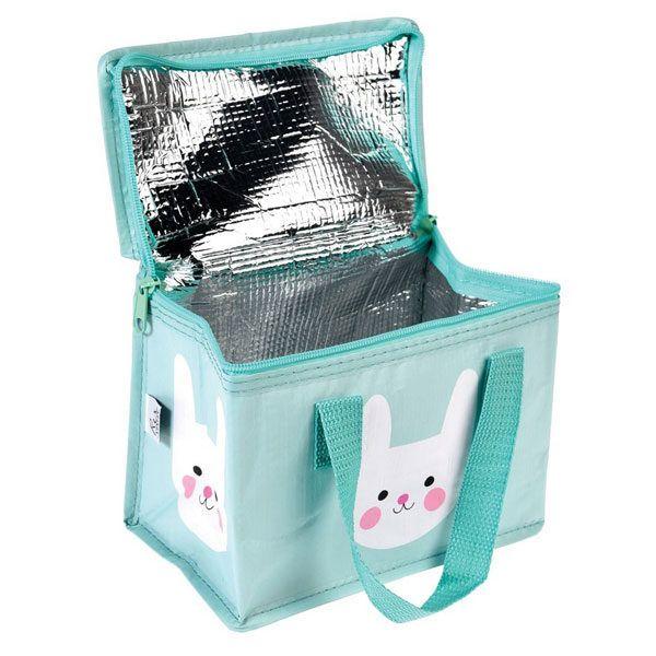 Bolsa térmica de dibujos de conejo