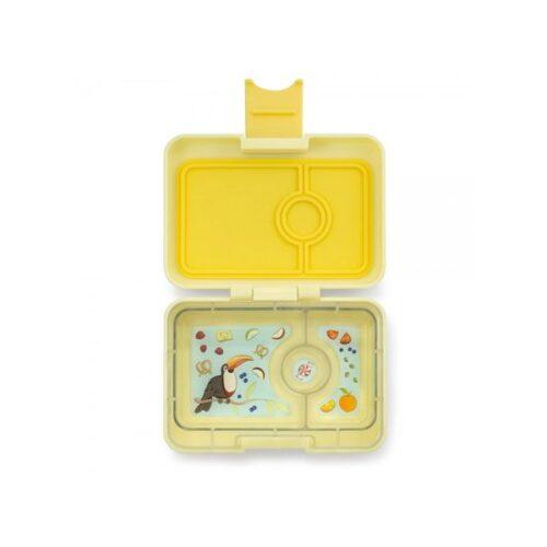 Fiambrera antiderrame Yumbox amarillo