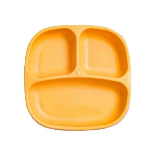 Compartimentos marca replay de color mostaza