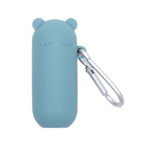 Portador de pajita marca Keepie azul dusk