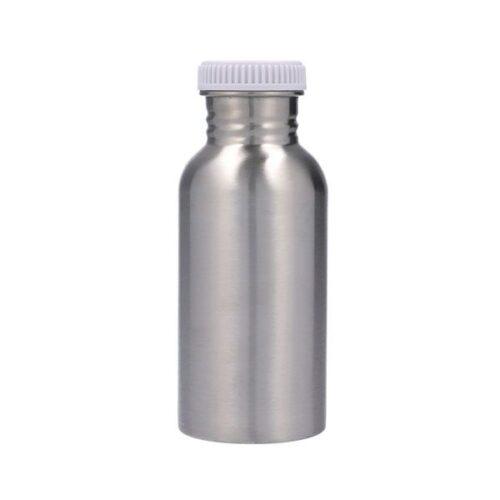 Botella de acero funda unicornio