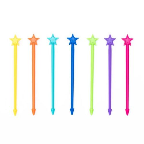 Pack 7 color arcoiris