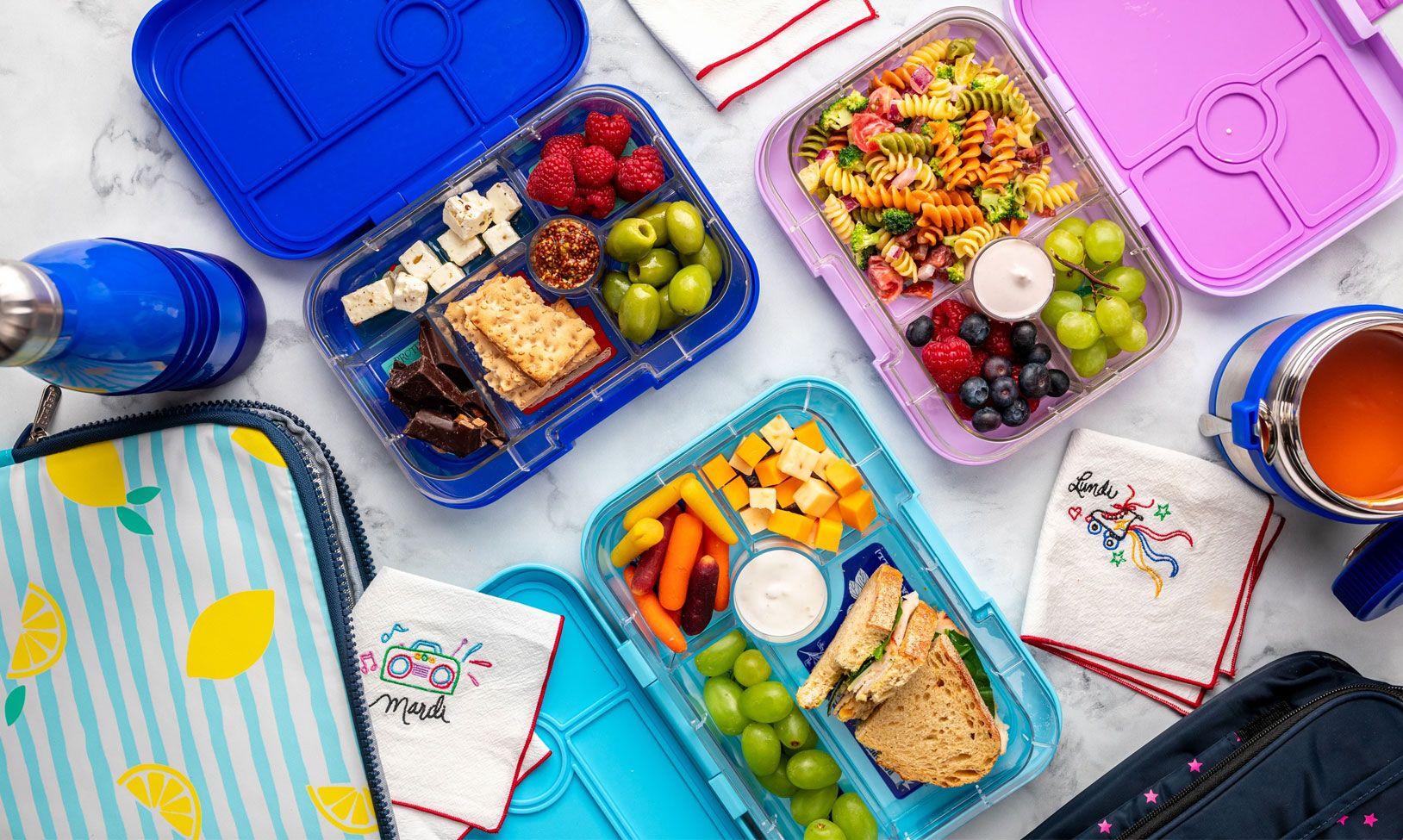 Yumbox porta alimentos BLW